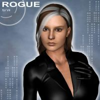 Rogue for V4 by oro-snake