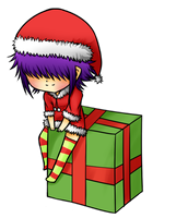 Merry xmas Nooodle by iNintendo