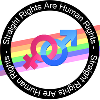 Straight Pride by CrazyClever-man