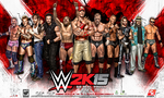 WWE 2K15 Wallpaper by SoulRiderGFX