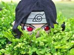 Itachi is watching you by Pantherlove321
