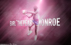 Earl The Pearl Monroe 2 by Sanoinoi