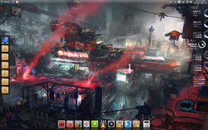 XFCE Desktop 8-26-12 by kenharkey7