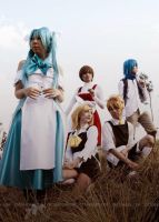 Vocaloid: Alices by christie-cosplay