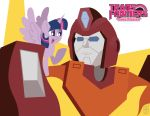 Transformers Pony Players - Twi Rodimus by Inspectornills