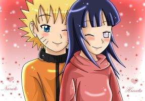 NaruHina: Love you forever by dbzfannie