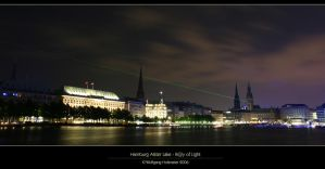 Alster Lake by W0LLE
