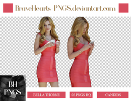 Pack png 532: Bella Thorne by BraveHearts-PNGS
