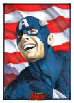 Complete Avengers:Cap America by gattadonna