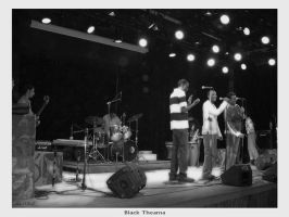 Black theama Band in cairo by mounirian128