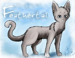 Feathertail by leftysmudgez