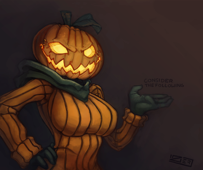Halloween UPDATED by Zer0Ember