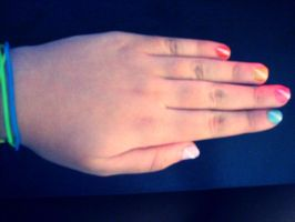 Easy Nails - 12/2. Sweets by KHAqua