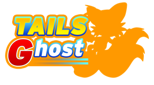The Tails Ghost LOGO by LinkMasterXP