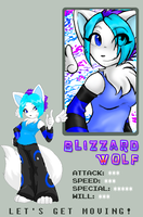 DevID - LET'S GET MOVING by BlizzardWolf