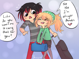 Pack your bags by Little-Miss-Boxie
