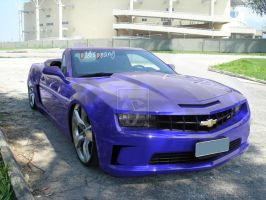 Camaro Tuned xD by dilelis