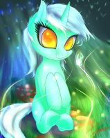 Lyra (Request) by ELZZombie