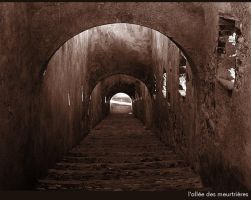 Bastia - Allee des Meurtrieres by michelv