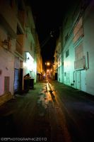 SoBe Alley by BPhotographic