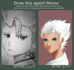 Draw this again - Toshiro by Tao-mell
