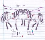 Hester's traditional ref by Samantha-8