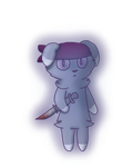Ghostly Pirate Espurr by Mersiefloof