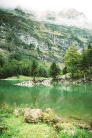 Green Mountain by PollyandLeo-Stock