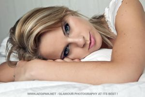 The Look Ginie by aegipan