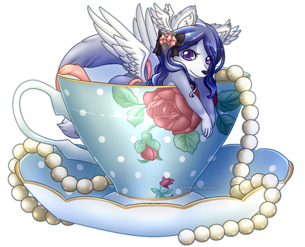 Teacup by SeaJelli