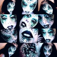 ReptileCollage by BeccyBex