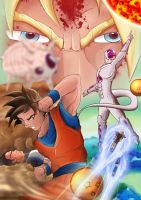 DBZ Remake by PAabloO