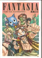 Fairy tail Fantasia by ReyAzul