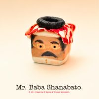 Mr. Baba Shanabato. by TheQine