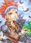 Aceo - Crow Hogan by cross-works