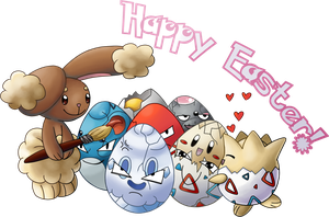 Poke Easter by Shilokh
