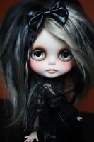 Genesis Black Magic Girl by GBabydolls