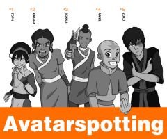 Avatarspotting by Mar17swgirl