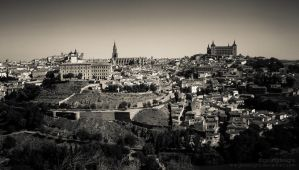 Ciudad de Toledo by margedesigns
