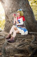 Fairy Tale Hanayo by chopil