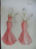 evening gown 2010 by CriminalMasterbrain
