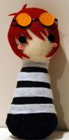Matt Plush -FOR SALE- by AlchemyOtaku17