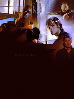(spn) Winchesters by c-a-t-o