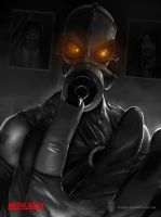 Psycho Mantis by sixfrid
