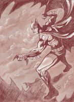 Batman by judson8