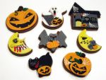 Halloween Cookies 2011 by Sliceofcake
