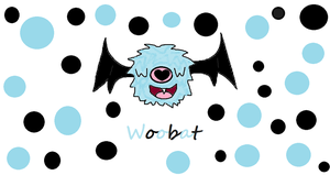 Woobat by TigerAmethyst