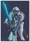 Dungeons and Dragons Drow Elf by LindaLisa