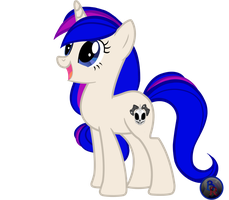 MLP Me - BlueRay Stand by MLPBlueRay