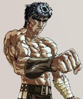 Fist of the North Star by mallaard